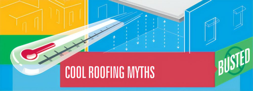 Busting Common Cool Roof Myths Pvc Vinyl Roofs